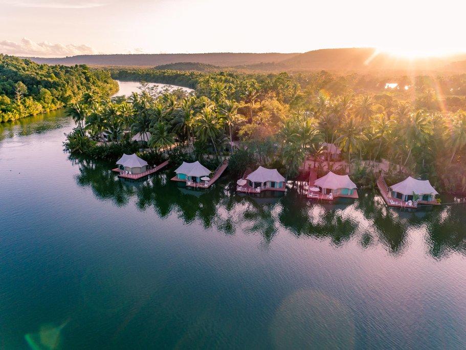 Explore Cambodia's beautiful untouched jungle