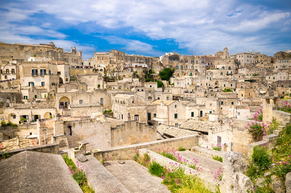 Sassi di Matera Panoramic View