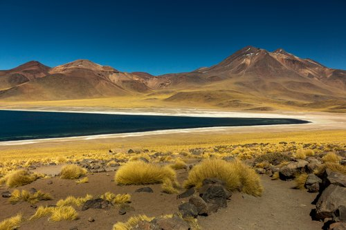 Andean Lagoon