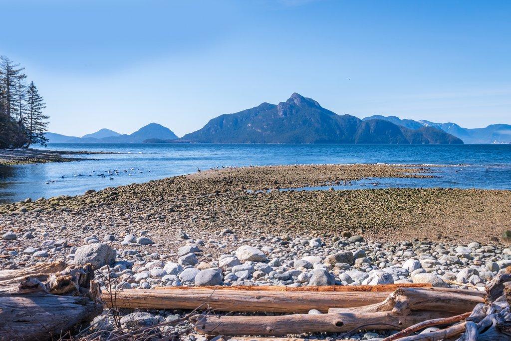 Sechelt Inlet, Sunshine Coast