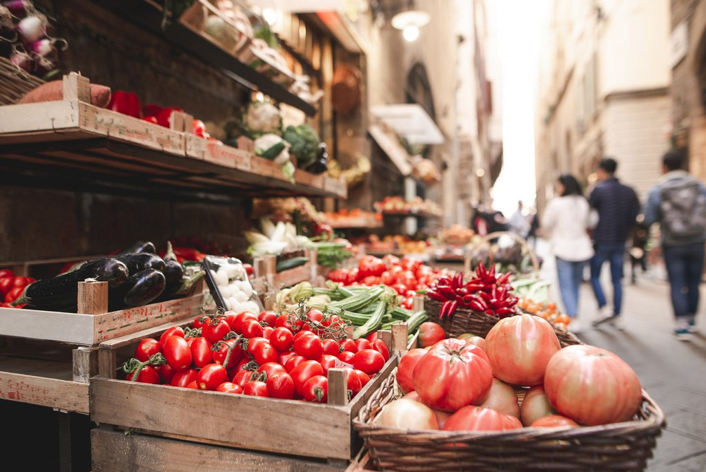Roundup of Street Markets in Rome