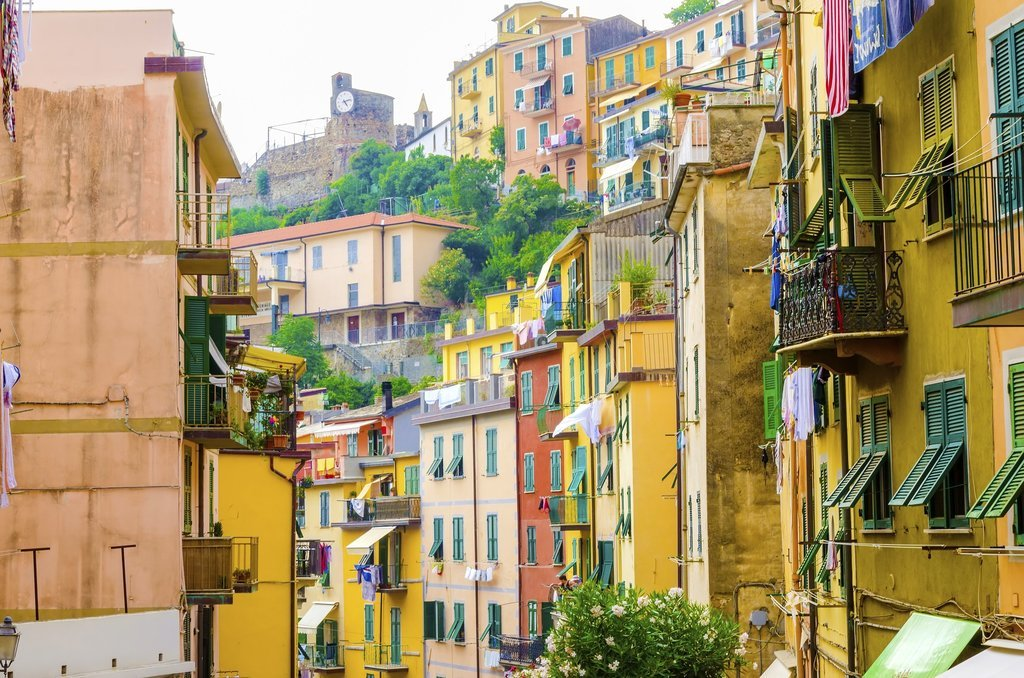 Houses of Cinque Terre