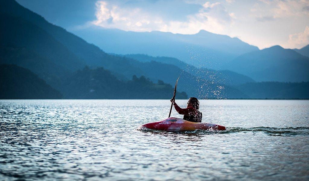 Nepal in September