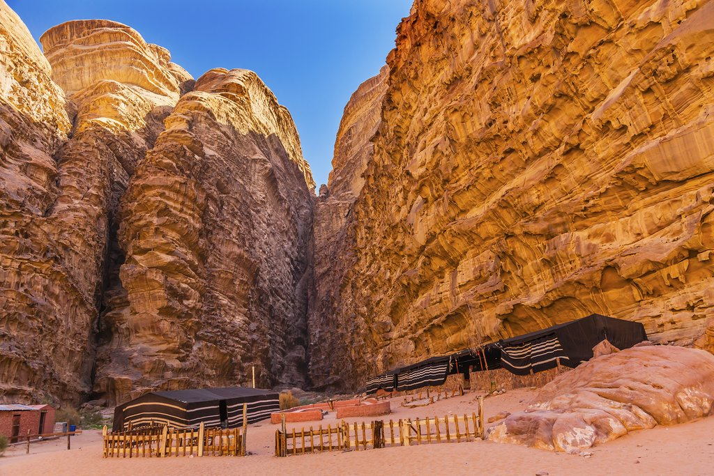Beyond Hotels: Unique Places to Stay in Jordan
