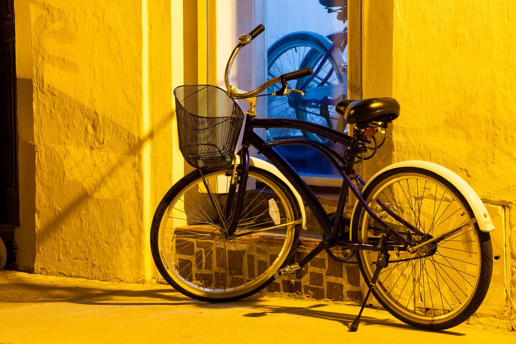 Bike in Cartagena