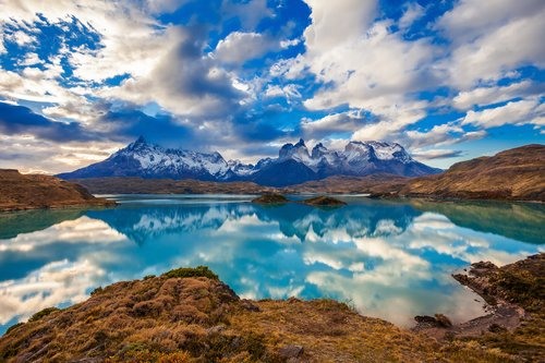 Torres del Paine National Park in Chile