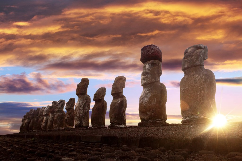 Easter Island receives festival crowds in February