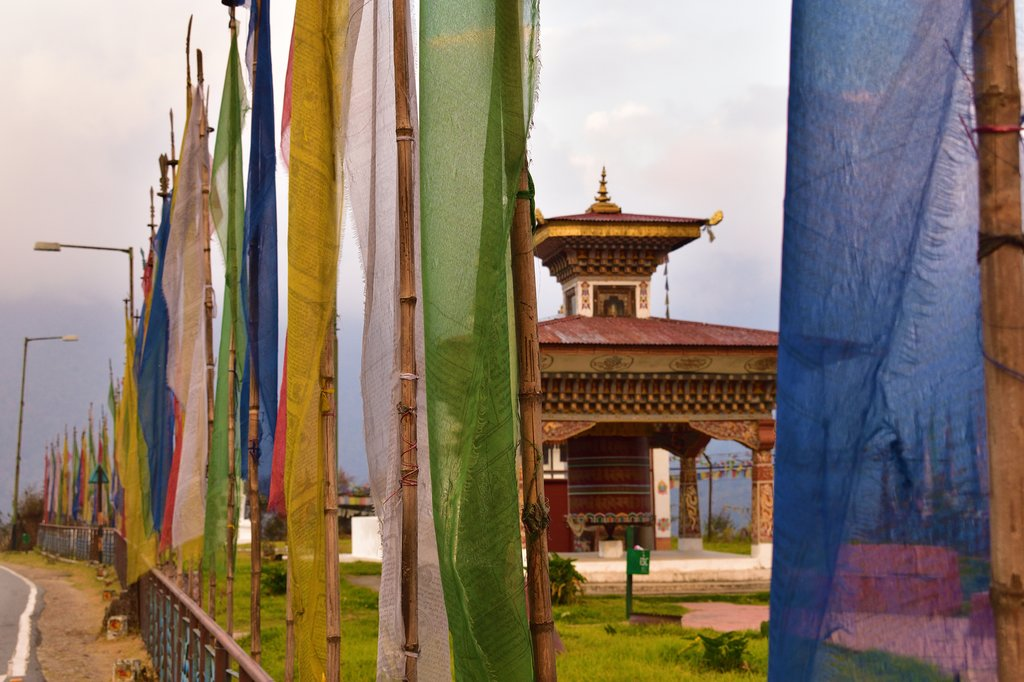 Bhutan in December