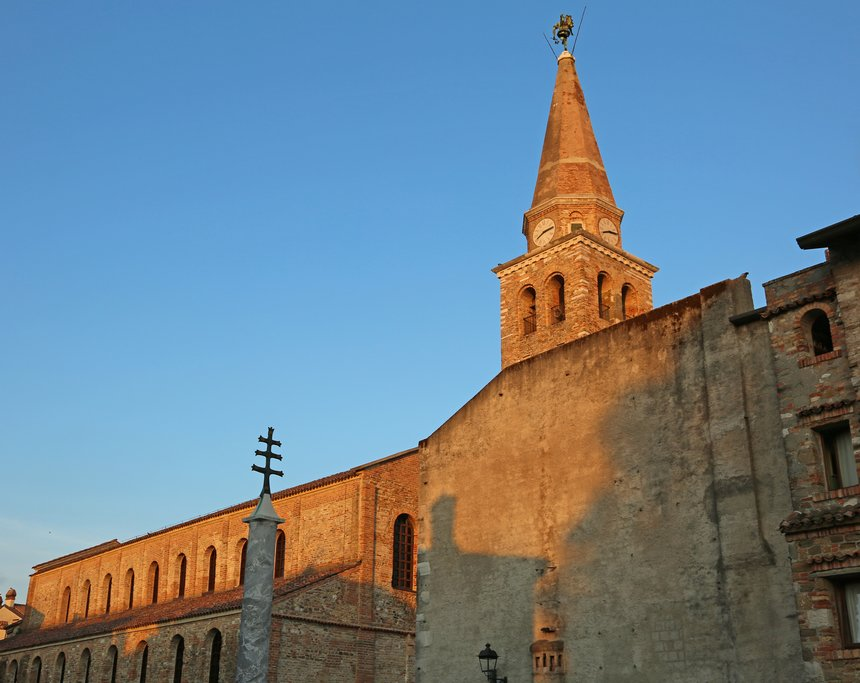 Church in Grado