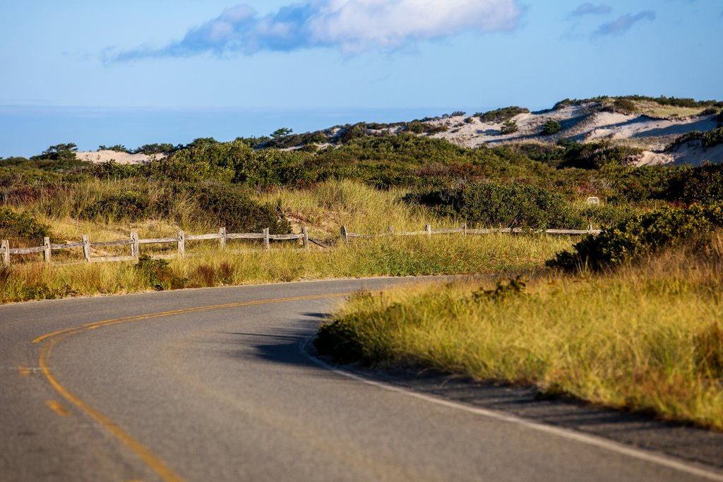 Explore the backroads of the Outer Cape