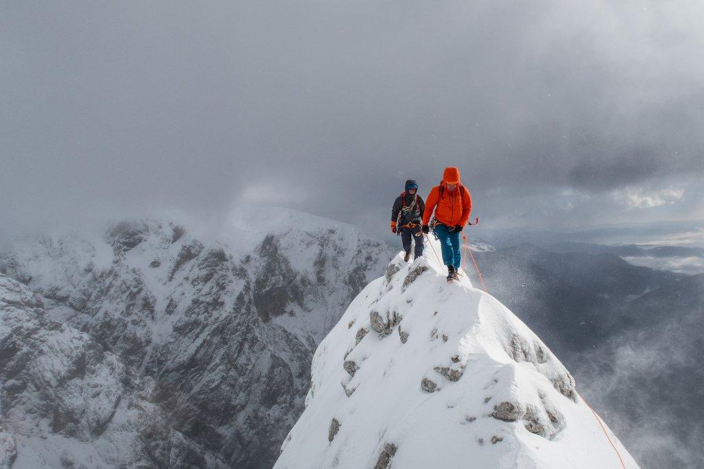 Best Climbs In The Slovenian Alps