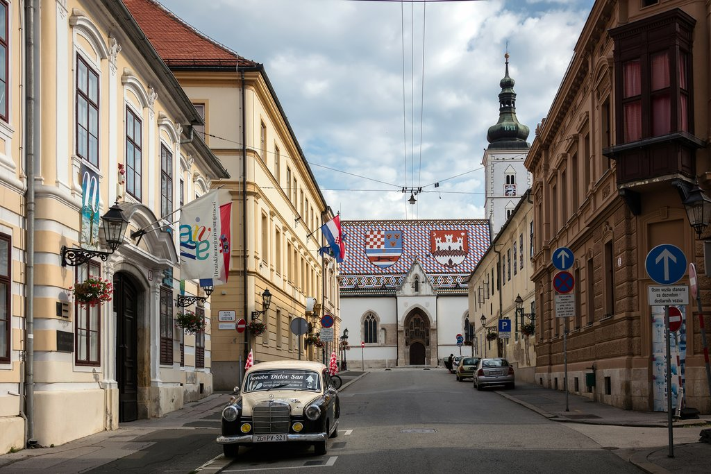 Explore Zagreb, Croatia's capital