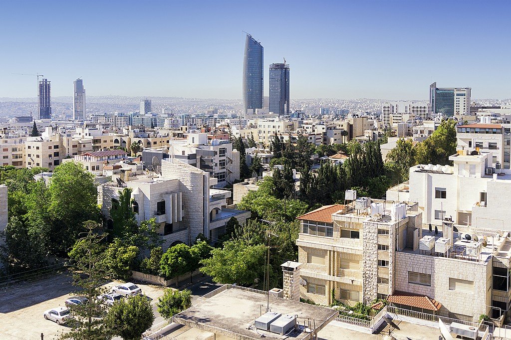 24 Hours in Amman