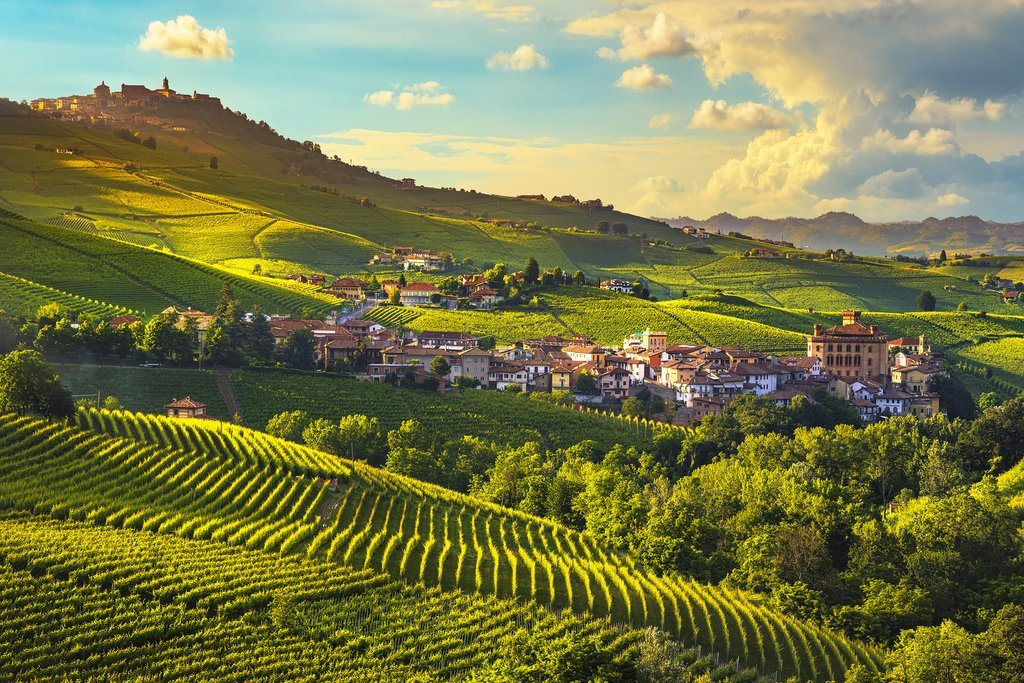Rural Italy, Piedmont