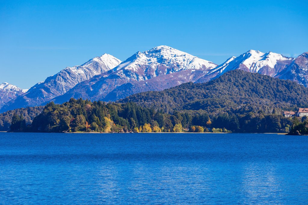 Tronador Mountain near Bariloche
