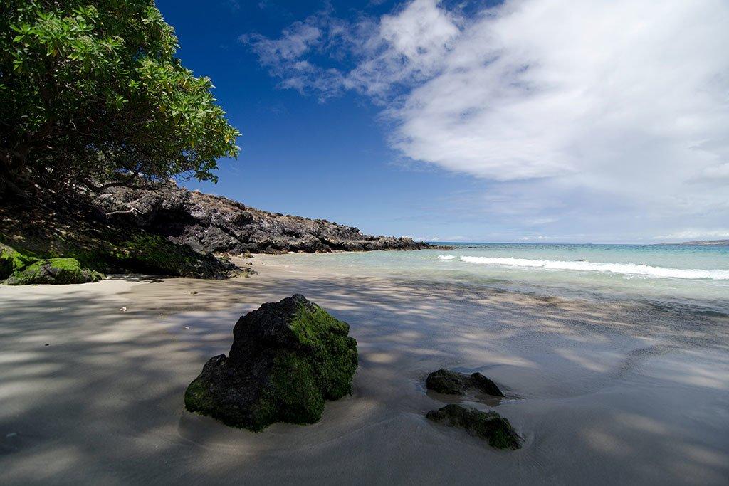 Lava Rocks at Mauna Kea Beach