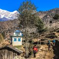The Everest Epic - Mountain Biking in the Everest Region of Nepal