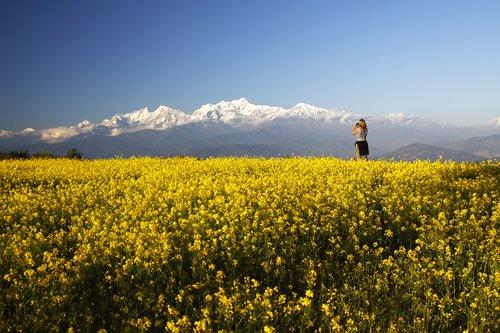 Views from Bandpur