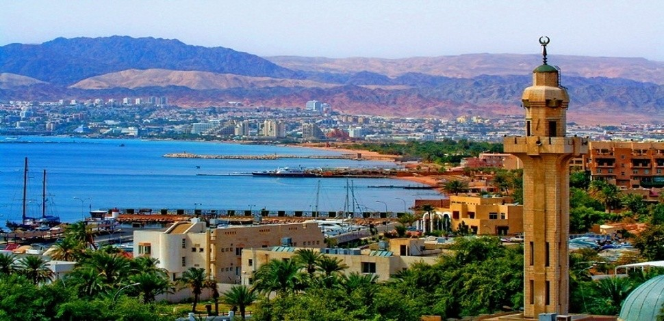 Snorkel off the coast of Aqaba in the Gulf of Aqaba