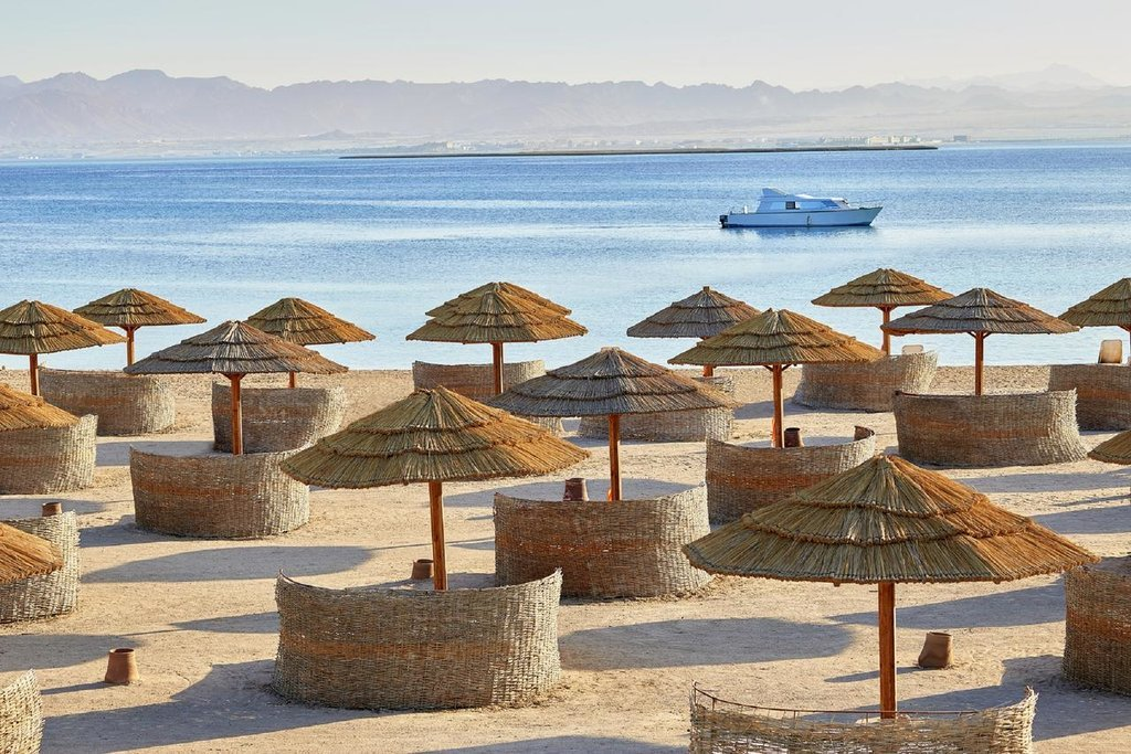 Red Sea resort in Egypt