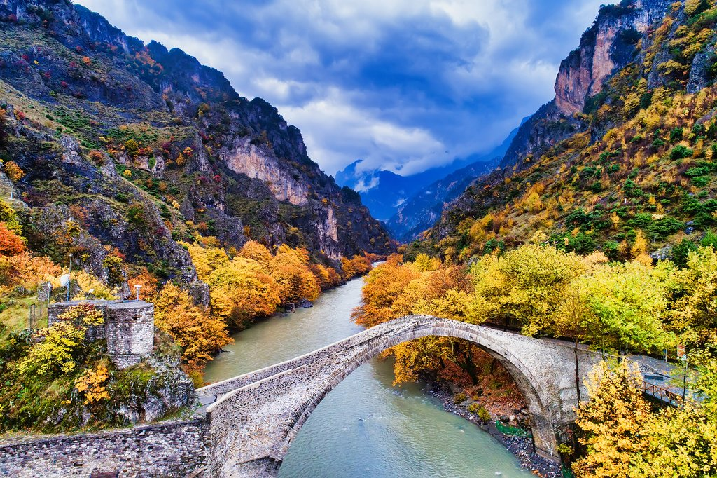 5 Places to Go in Zagori : Greece's Remote Wonderland