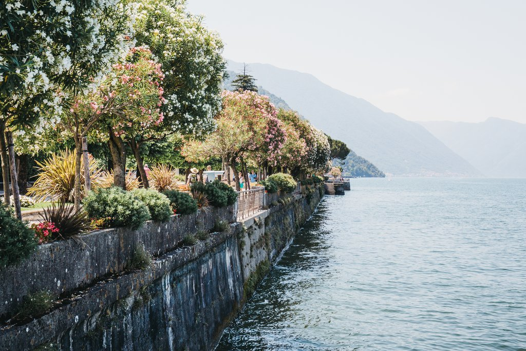 Bellagio lakeshore