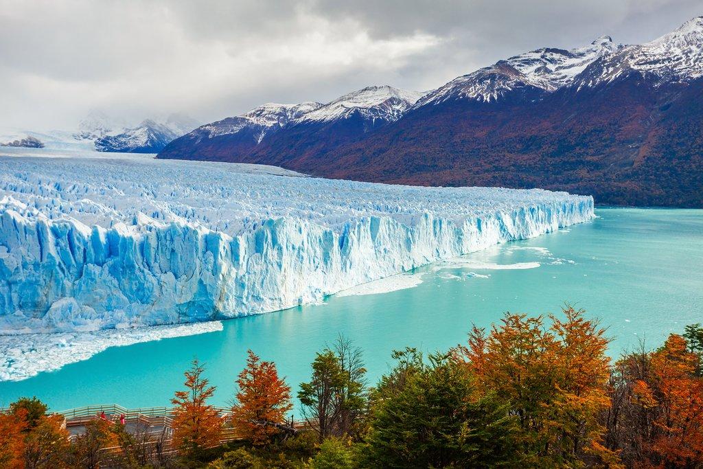 Argentina's majestic glaciers