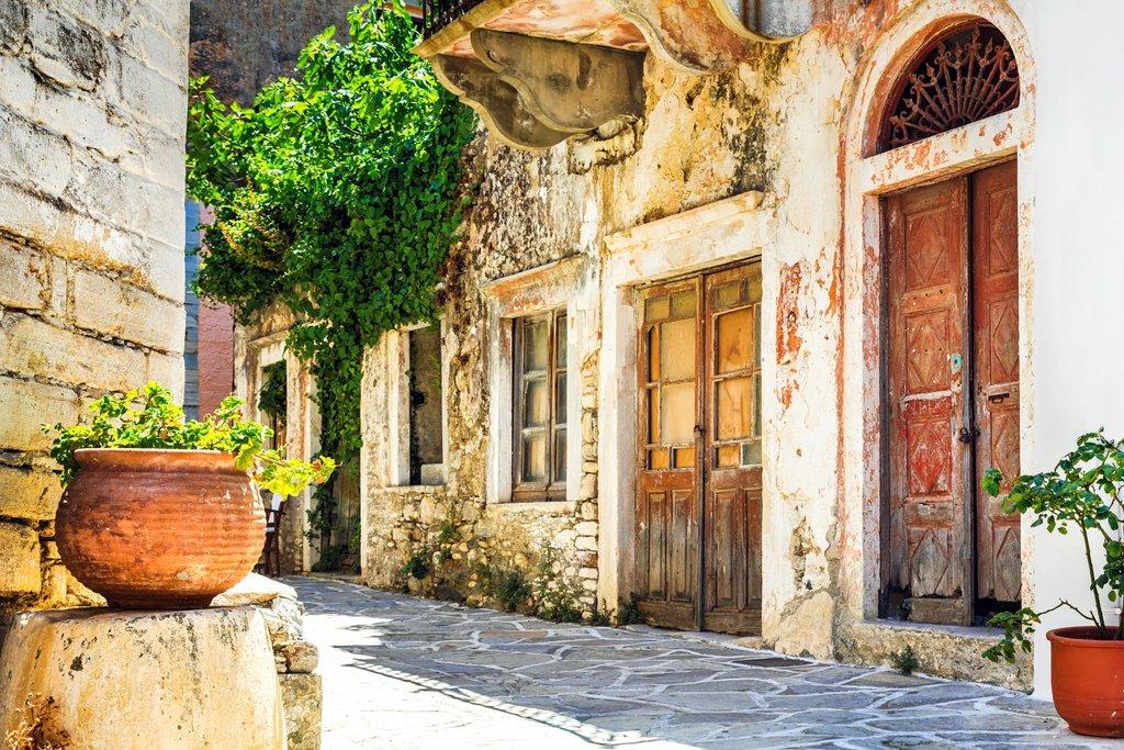 Ancient alleyways