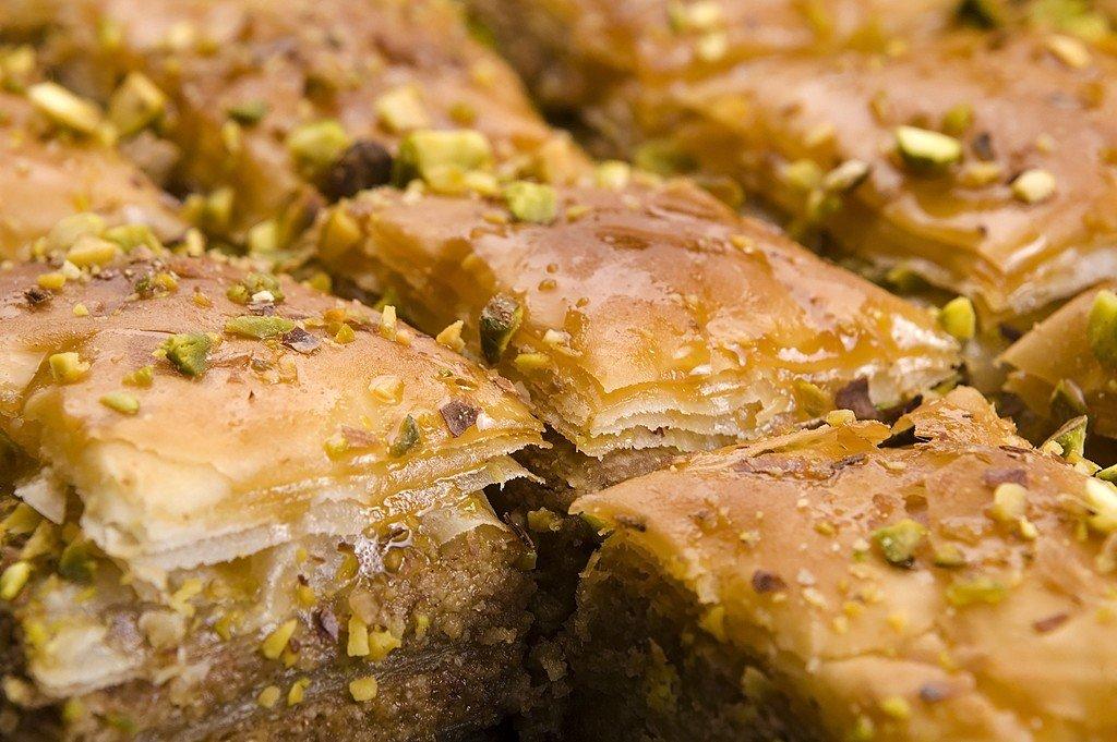 Baklava: the quintessential Grecian dessert