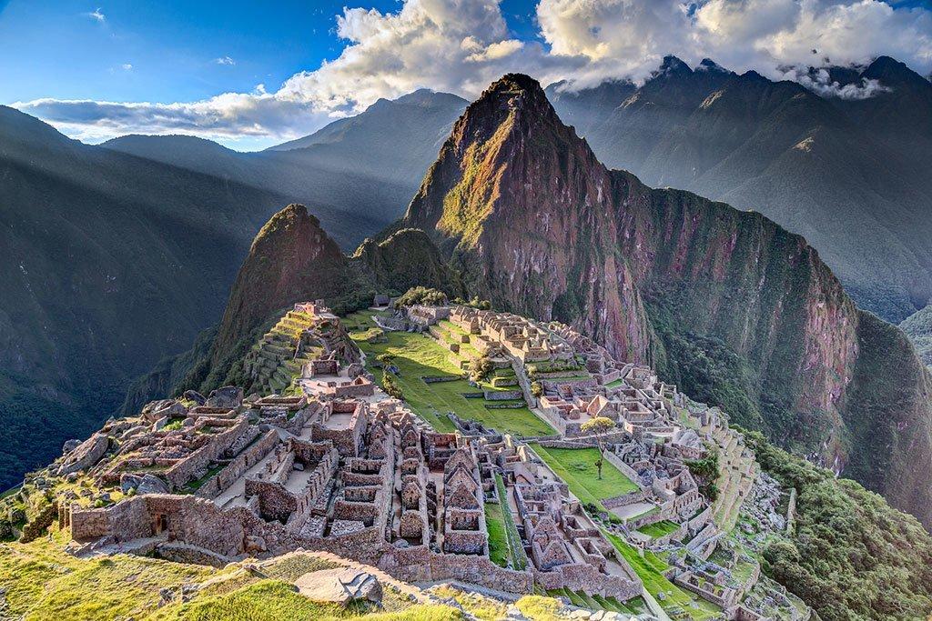 Machu Picchu in February
