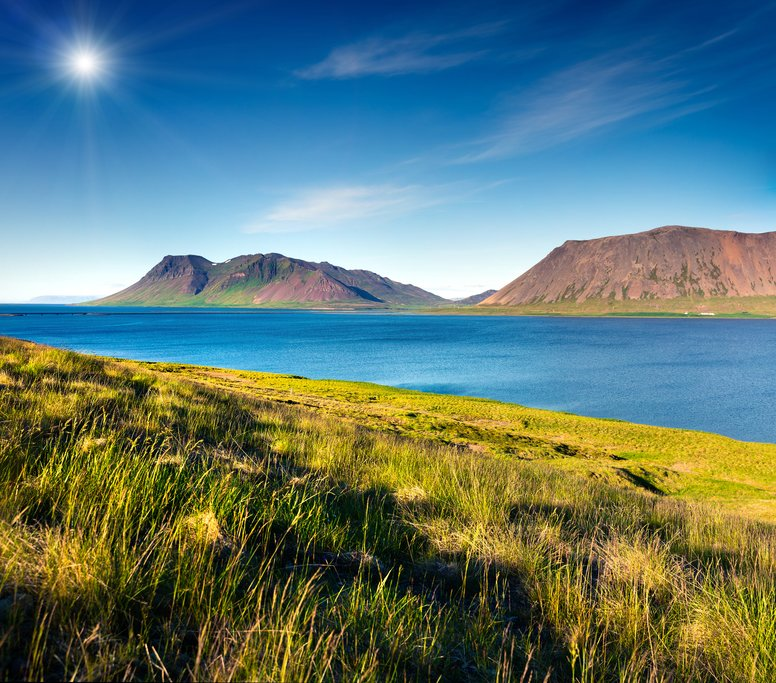 Iceland's lesser-visited west coast