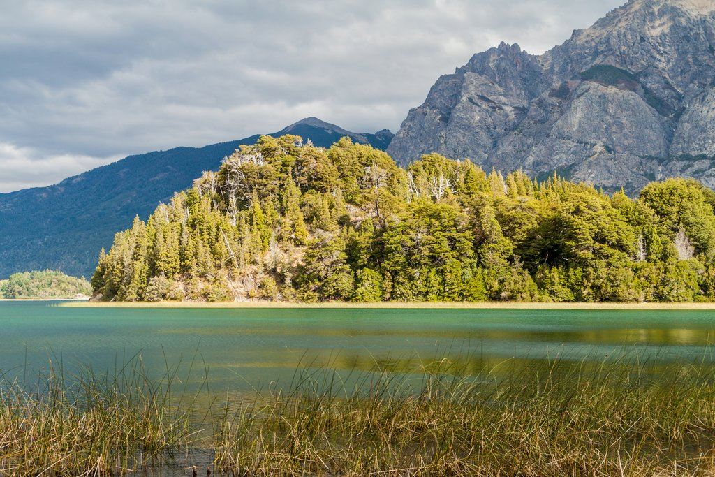 Argentina's Lake District is not short on scenery