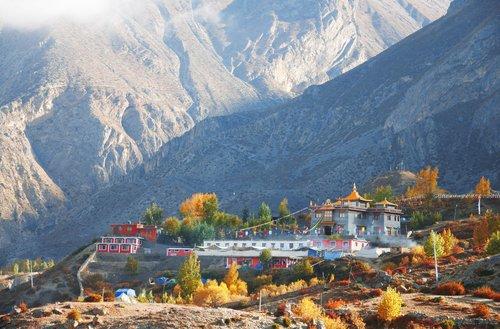 Village of Muktinath