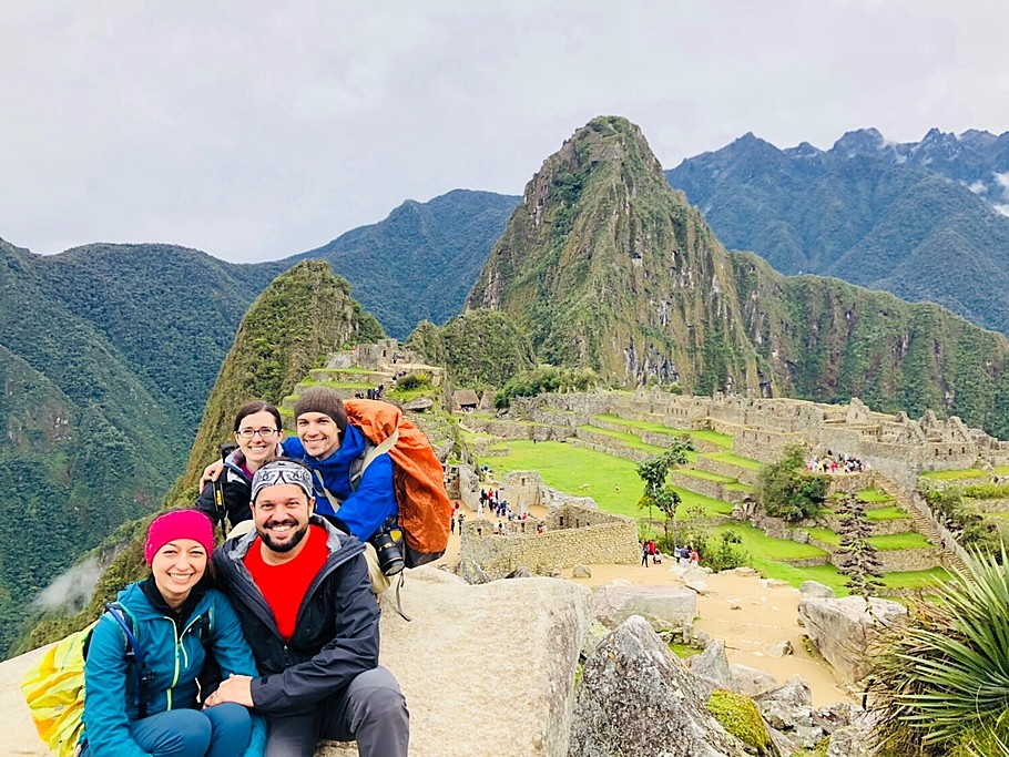 Traveler Interview: Salkantay Trek to Machu Picchu