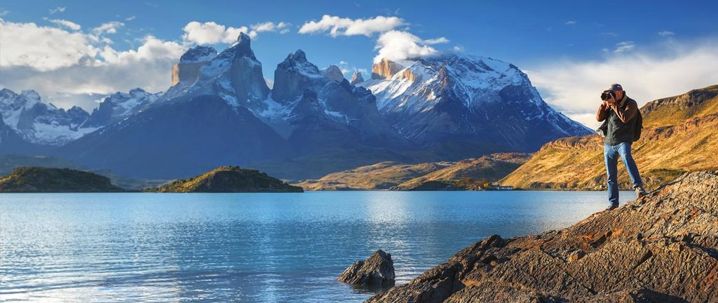 The magic of Patagonia