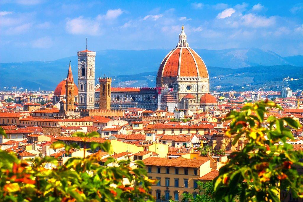Florence's iconic Duomo