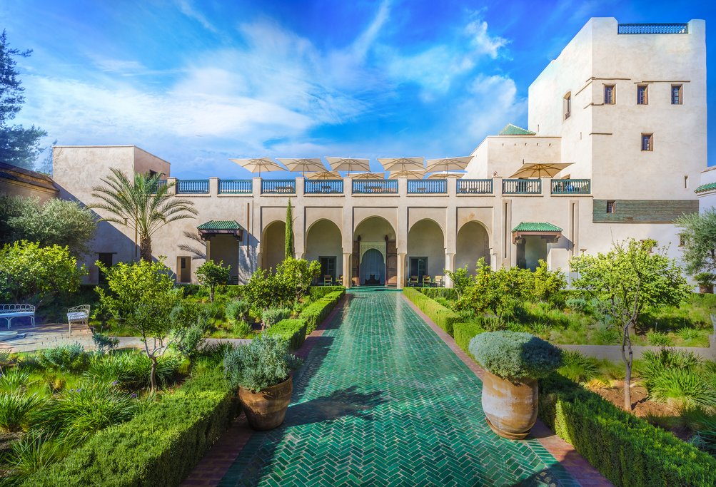 Le Jardin Secret - Marrakech, Morocco