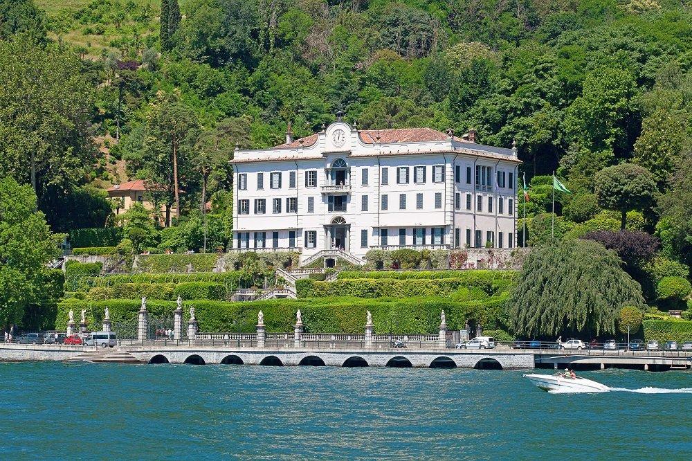 Villa Cernobbio, Lake Como