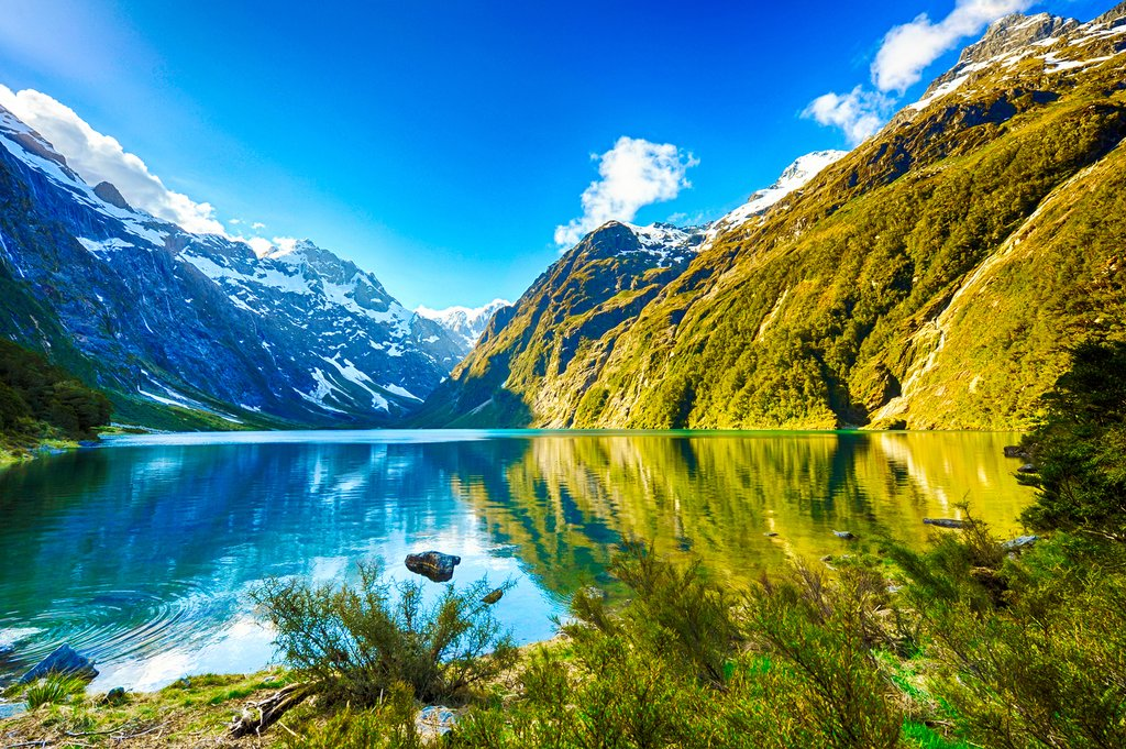 Best Of New Zealand S South Island 10 Days Kimkim
