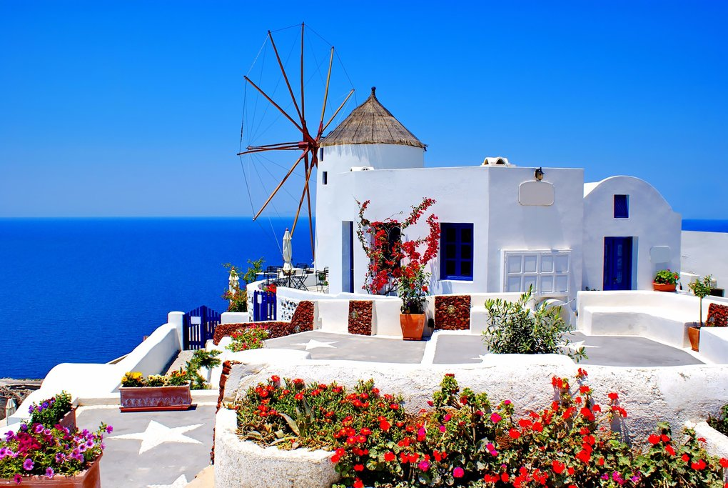 The Cyclades are the quintessential Greek isles