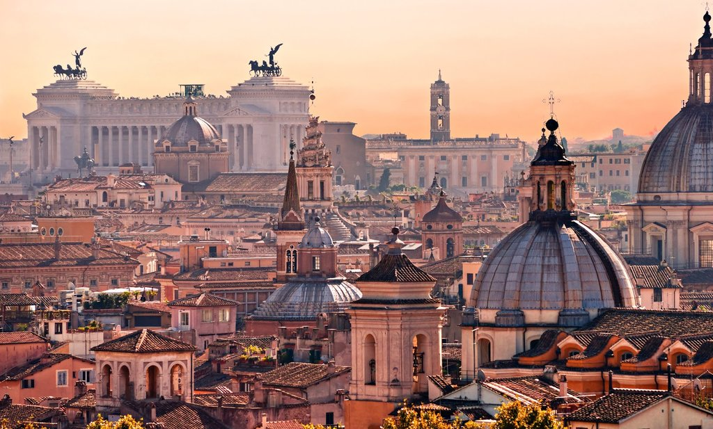Discovering the Italian Highlights: Rome, Florence, Venice - 8 Days