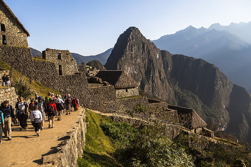 Expect peak crowds in August at Machu Picchu