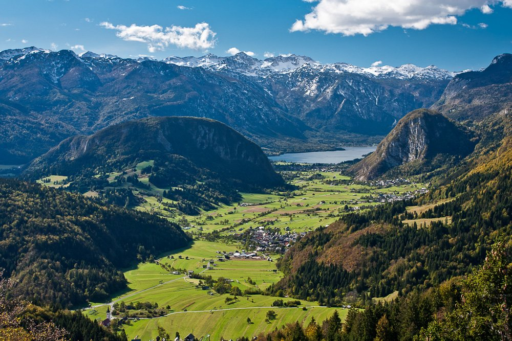 Best Walks in Slovenia: Lake Bled, Bohinj, & More - 8 Days