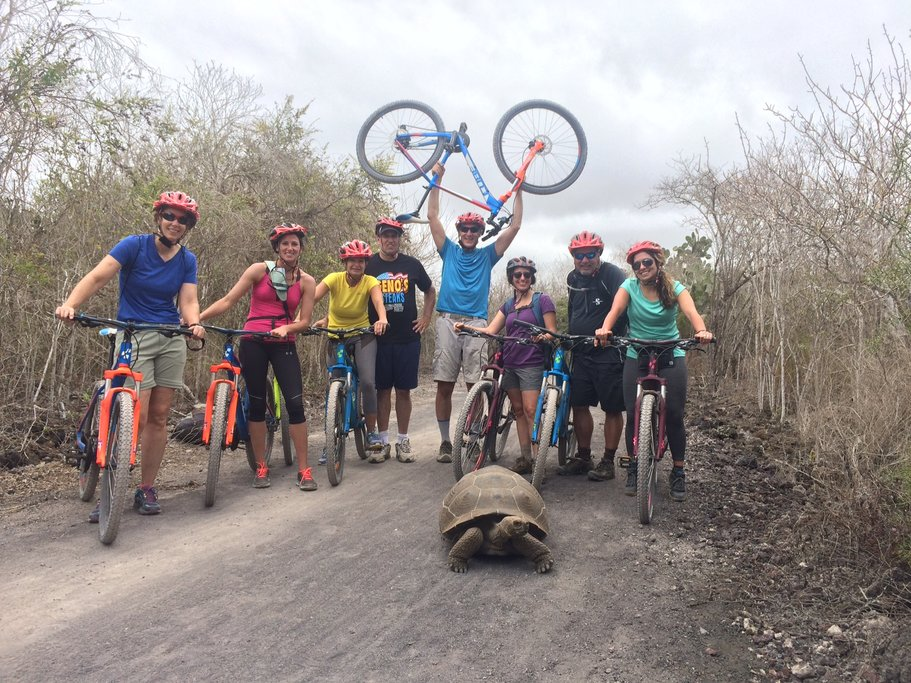 Galapagos Islands Multisport Adventure - 10 Days