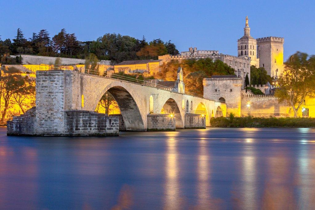 Bridge of St. Benezet, Avignon
