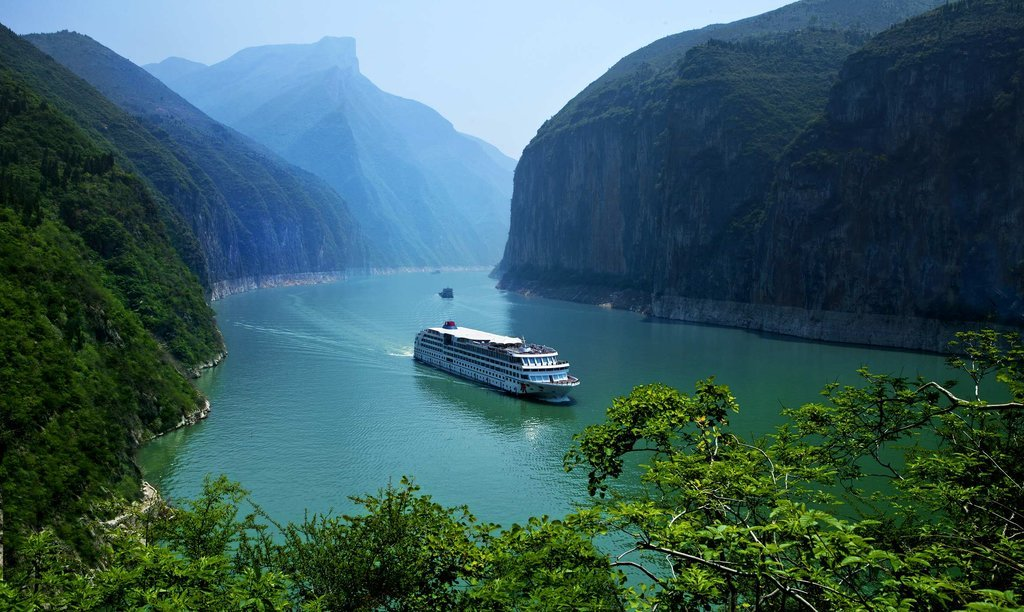 Travel to Chongqing and cruise the mighty Yangtze River this month