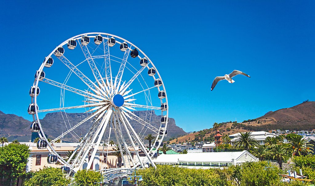 V&A Waterfront ferris wheel