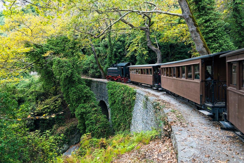 Mount Pelion Railway