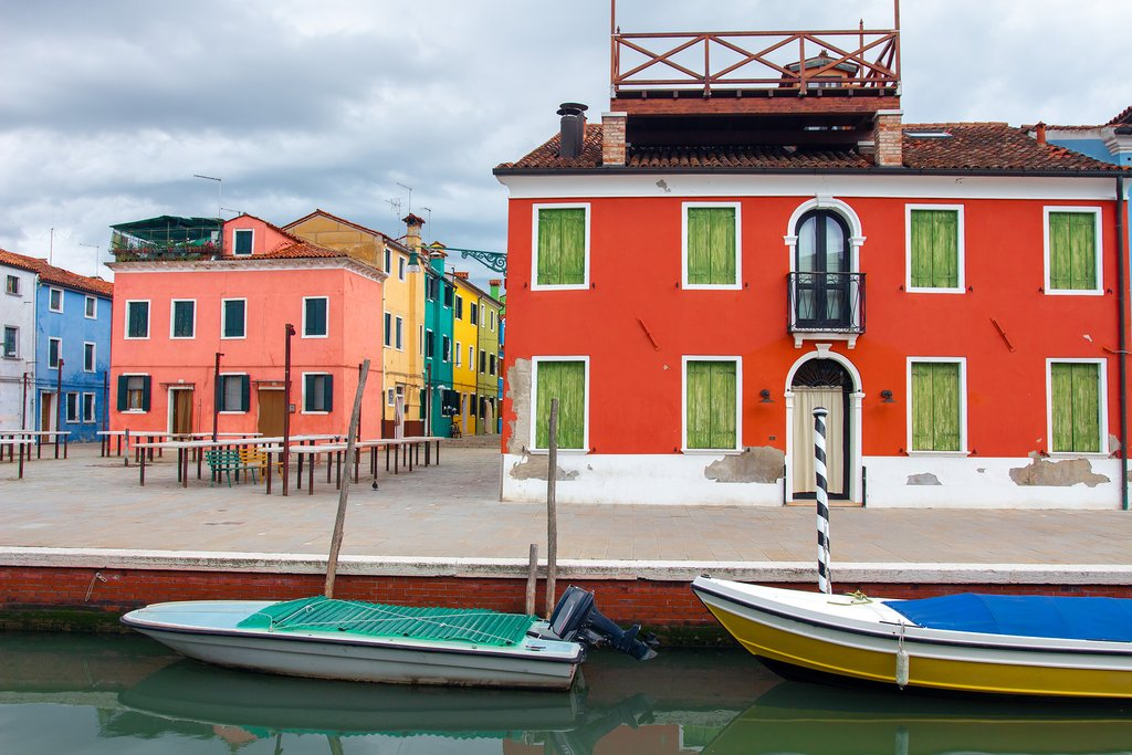 Ultimate Guide to the Venetian Islands: Island Hopping in Venice, Italy
