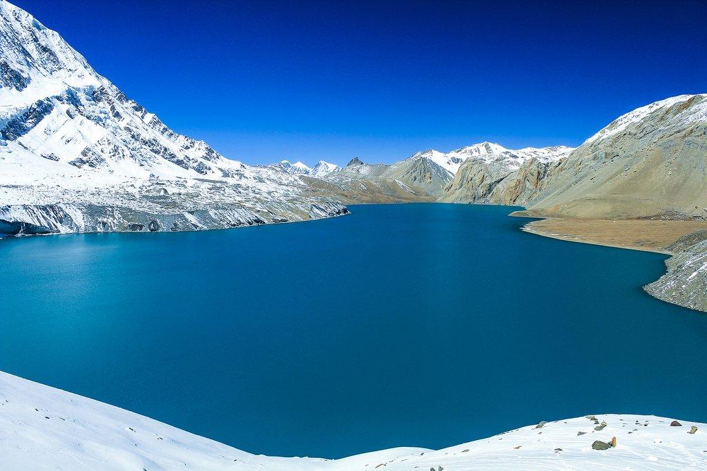Tilcho Lake